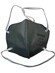 Star Respirator Self Absorption Filter Anti Particles (KN95 Folding Active Carbon Respirator) Respirator Mask With Valve
