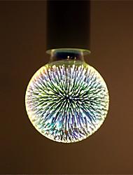 1pcs G95 Led Fireworks Decorative 3D E27 Polyhedron Vintage Edison Bulb Home Bar Decor Lighting Lampada AC85-265V