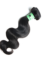 1 Bundles 100g 14 Inch Indian Body Wave Human Hair Weaves