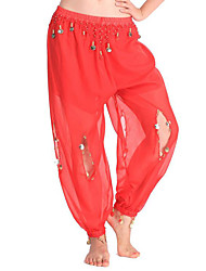 Мы будем танец живота танцульки женщин женщин шифоновый шкентель 1 часть высокие кальсоны