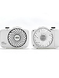 Câmera mini ventilador f5 criativo personalidade carregamento usb portátil handheld desktop mudo pequeno ventilador