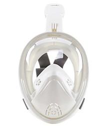 Diving Masks Protective Full Face Masks Diving / Snorkeling Neoprene Fibre Glass