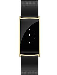 Yy n108 bracelet femme / smartwatch / cardiaque pression sanguine intelligente / surveillance de l'oxygène du sang rappelle le suivi de la