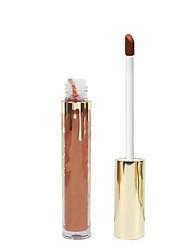 1Pcs Hydrating Moisture Not Dumb Light Shading Lipstick Lip Gloss Metallic Color