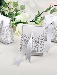 12 Pièce / Set Titulaire de Faveur-Créatif Papier durciBoîtes à cadeaux Sacoches à cadeaux Cannette de cadeau Bocaux à Bonbons et