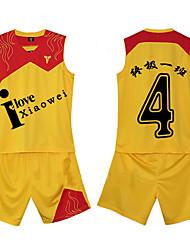 37434838663 neue Basketball Kleidung schöne Basketball-Anzug klassischen Herren-Basketball-Anzug männlichen ztt0529-10