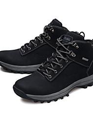Damen-Sneaker-Lässig-Leder-Flacher Absatz-Komfort-Schwarz Braun Grün