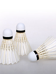 1 Pças. Badminton Peteca de Badminton Á Prova-de-Água Durabilidade para Penas de Pato