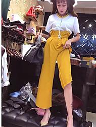 Blazer Robes Costumes Femme,Couleur Pleine Sortie Sexy Epaules Dénudées