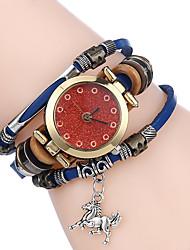 Masculino Mulheres Relógio Esportivo Relógio de Moda Relógio de Pulso Bracele Relógio Único Criativo relógio Relógio Casual Chinês Quartzo