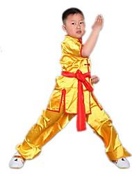Tai Chi Uniforms Short-Sleeved Clothing