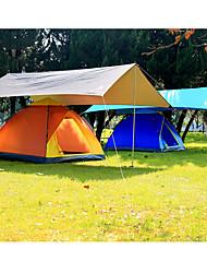 徽羚羊 > 8 pessoas Abrigo e Lona Encerada Tenda Automática Um Quarto Três Quartos Barraca de acampamentoProva de Água Respirabilidade