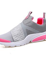 Da donna-Sneakers-Tempo libero Casual Sportivo-Comoda pattini delle coppie-Piatto-Tessuto-