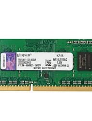 Kingston RAM 2GB DDR3 1600MHz Notebook / mémoire d'ordinateur portable