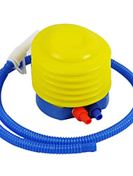 Inflatable Float Air Foot Pump Air Inflator Pump For Balloons Swimming Laps