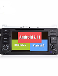 Bonroad android 7.1.1 quad core 1024 600 auto video dvd player für e46 / m3 / mg / zt / rover 75/320/318/325 radio rds gps navigation