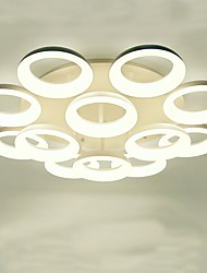 40W Pendant Light ,  Traditional/Classic Painting Feature for Mini Style Wood/BambooLiving Room / Bedroom / Dining Room / Study