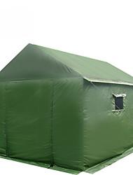 > 8 человек Световой тент Один экземляр Туристические палатки Однокомнатная Палатка >3000mm Железо ОксфордВлагонепроницаемый