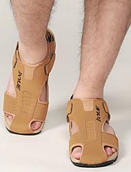 Sandálias dos homens primavera conforto tulle casual