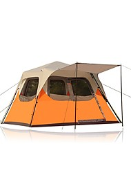 5-8 Pessoas Duplo Um Quarto Barraca de acampamentoCampismo Viajar-