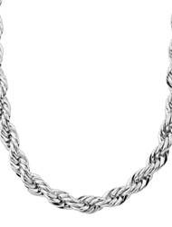 Fashion Jewelry Simple Unique Design 316 Stainless Steel Necklace For Men Or Women High Quality Gift N50043