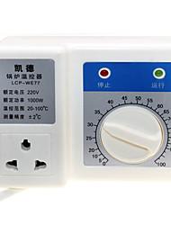 Contrôleur de la pompe à eau chaudière lcp-we77