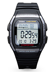 Casio Watch Fashion Multifunctional Sports Electronic Men's Watch W-96H-1B