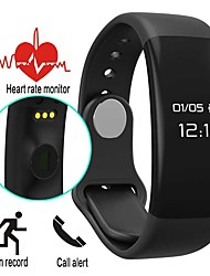 Men's Women's  Smart Watch Bracelet IP67 Waterproof Swim Bluetooth 4.0 Touch Screen Heart rate Passometer Smart Wristband