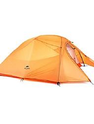 3-4 personnes Double Une pièce Tente de campingCamping Voyage