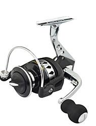 Molinete / Molinetes de Pesca Molinetes Rotativos 5.5:1 13 Rolamentos TrocávelPesca de Mar / Isco de Arremesso / Pesca no Gelo / Rotação