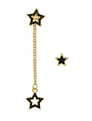 Fashion Cute Star Shape Earrings