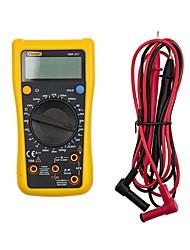 Stanley® mm-201-23c цифровой мультиметр электронный измерительный прибор измеритель напряжения переменного тока портативный ом / вольт