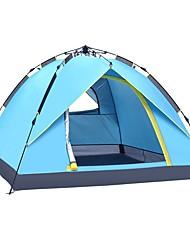 3-4 Pessoas Duplo Um Quarto Barraca de acampamentoCampismo Viajar-