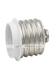 E40-e27-лампочки комплектующие-конвертируемая основная база-преобразователь