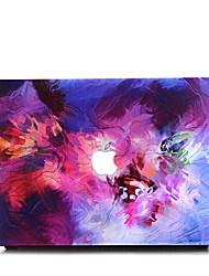 Capa para MacBook para Macbook Pintura de Óleo Policarbonato Material