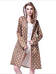 Zipper Fashion Wave Raincoat Shampoo Breathable Raincoat Folding Pants Long Section Free size