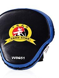 Manopla de Boxe Boxe Taekwondo Treino de Força Couro Ecológico