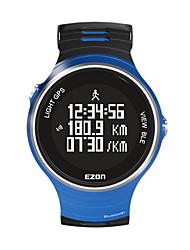 watch Ezon gps bluetooth g1a04 la mode smart série multifonctions en plein air hommes sport montres numériques
