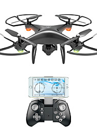 Drone VISUO XS808 4CH 6 Axis With 2.0MP HD CameraFPV LED Lighting One Key To Auto-Return Auto-Takeoff Failsafe Headless Mode 360°Rolling