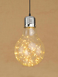 Lamp String Pendant Light   Retro Country Electroplated Feature for LED Metal Living Room Dining Room Kids Room Entry Hallway