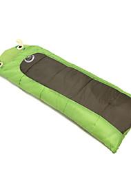 Спальный мешок Прямоугольный Односпальный комплект (Ш 150 x Д 200 см) 15 20 ПолиэстерX60 Походы На открытом воздухе Сохраняет тепло