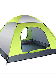 Outdoor 3-4 Person Automatic Camping Tent Outdoor Travel Tent Beach Leisure Camping Tent