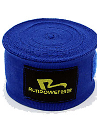 Bandagens e curativos para Boxe Unissex Elástico Esporte Elastano 1pç