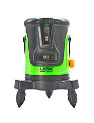 Laisai® 2 Line 635nm Infrared Green Laser Marking Instrument Leveling Line Laser