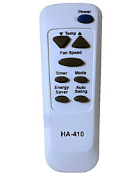 HA-410 Replacement for GE Air Conditioner Remote Control 6711A20089J Works For AGQ12DK AGQ12DKG1 AGW10AK AGW10AKM1 AGW12AK AGW12AKG1