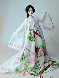 Платья Для Кукла Барби Пальто Платье Для Девичий игрушки куклы