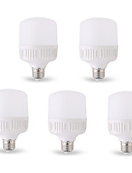13W E27 Lampadine globo LED A80 14 SMD 2835 1100 lm Luce fredda Decorativo AC 220-240 V 5 pezzi