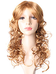 Fashion Style Loose Wave #27 color Synthetic Wigs capless Wig