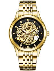 Муж.Спортивные часы Армейские часы Нарядные часы Часы со скелетом Модные часы Имитационная Четырехугольник Часы Наручные часы