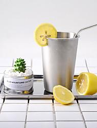 500ml Glass Stainless Steel Juice Ice Sand Kettle